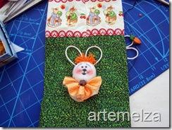 ARTEMELZA - coelho de tampinha de refrigerante-49